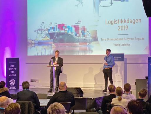 Vi trenger flere flinke folk til logistikkbransjen