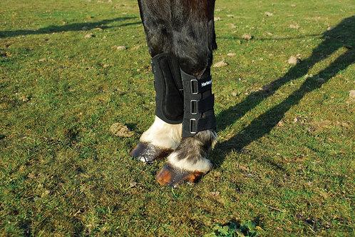 Harlequin Neoprene Brushing Boots