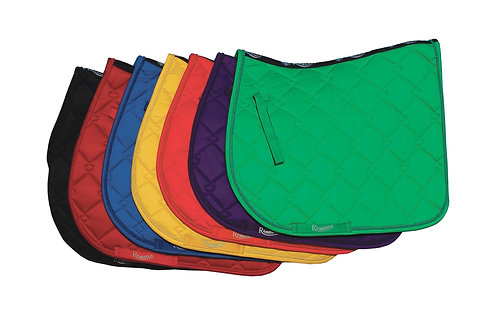 Rhinegold Elite Diamond Saddle Pad