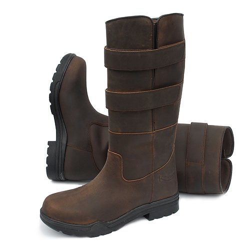Rhinegold Mens Elite Colorado Boots