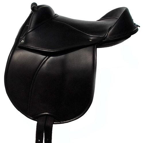 """Windsor Synthetic Cub Saddle - 10"""""""