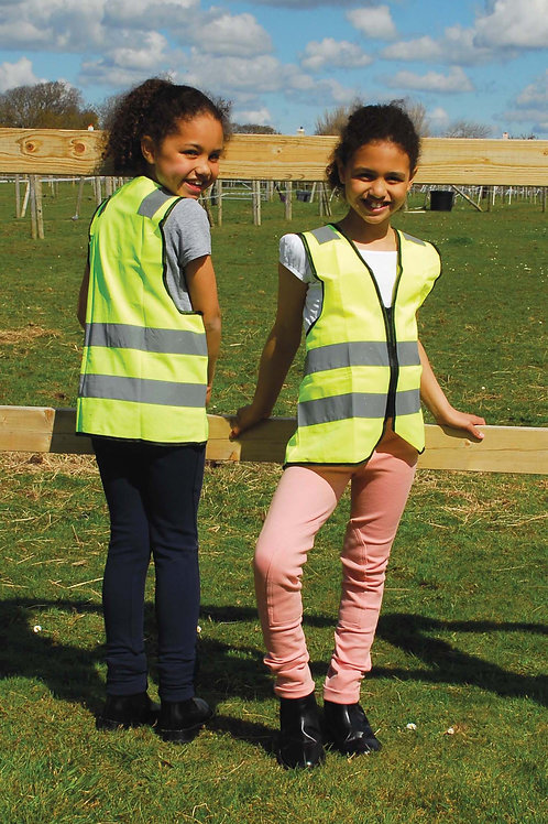 Harlequin Childs Hi-Viz Tabards