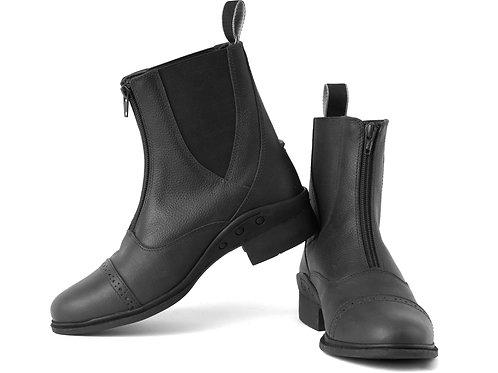 Rhinegold 'Elite' Detroit Front Zip Paddock Boots