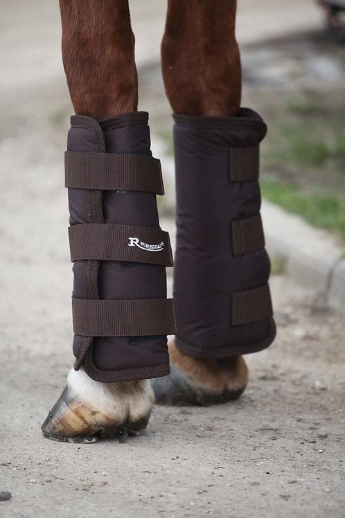 Rhinegold 'Elite' Half Travel Boots - Set of 4