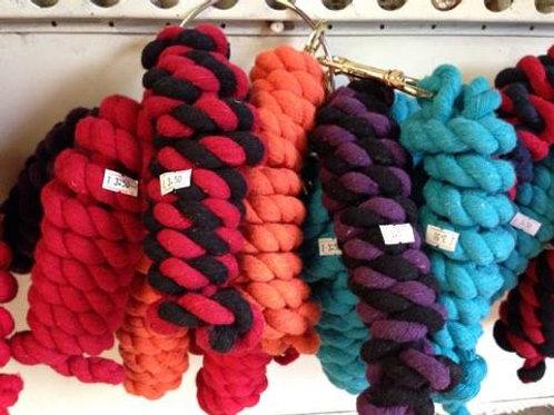 Rhinegold Cotton Lead Rope