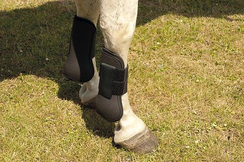 Harlequin Neoprene Tendon Boots