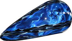 Blue Fire Tank shell