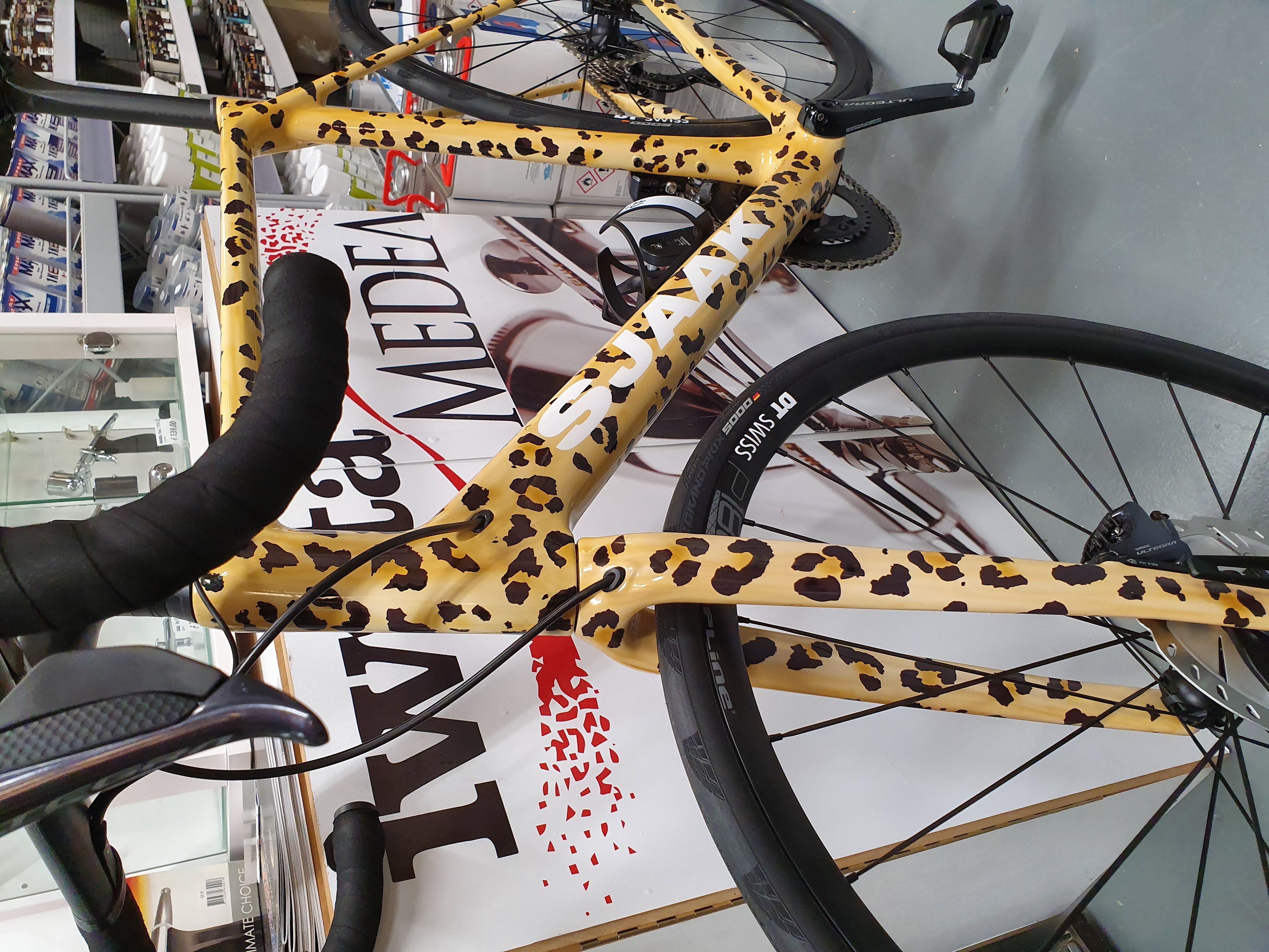 Panter bike 1