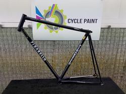 Pinarello frame spuitwerk
