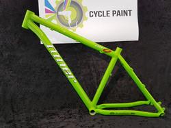 Niner green