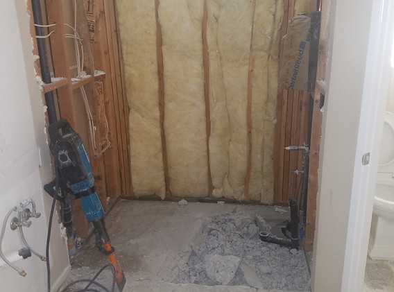 Removed Concrete for Walk In Shower.jpg