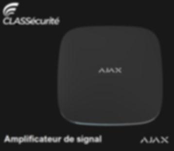 Répétiteur de signal pour alarme sans abonnement avec ou sans télésurveillance alarmediscount