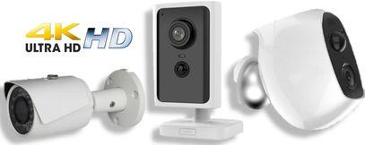 3 cameras pour alarme sans abonnement avec ou sans télésurveillance alarmediscount