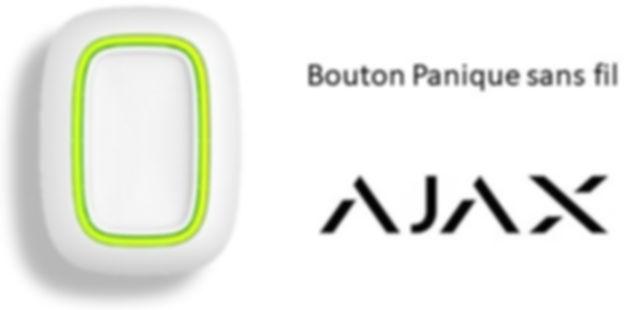 Bouton panique sans fil pouralarme sans abonnement avec ou sans télésurveillance alarmediscount