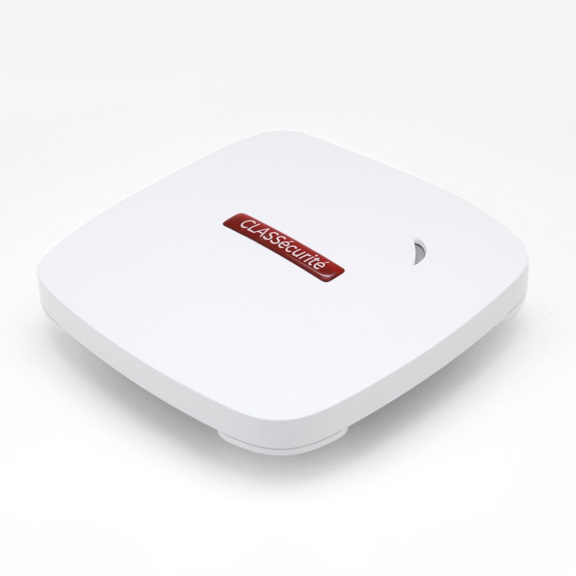 Détecteur de fumée FireProtectPlus avec Capteur Co  (Monoxyde de carbone)