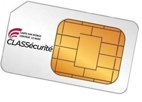 Carte SIM Machine To Machine M2M