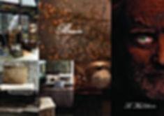 Moodboard décoration brun réalisé par Suau Sophie Décoratice d'intérieur UFDI au sein de So'Kré déco. L'unives masculin, de la terre et du bois se dégagede cette planche d'inpiration décorative. Elle évoque la sérénité, l'aspect brut et naurel à la fois.