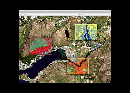 Digital Cadastral Land Survey Worklfow Management examples