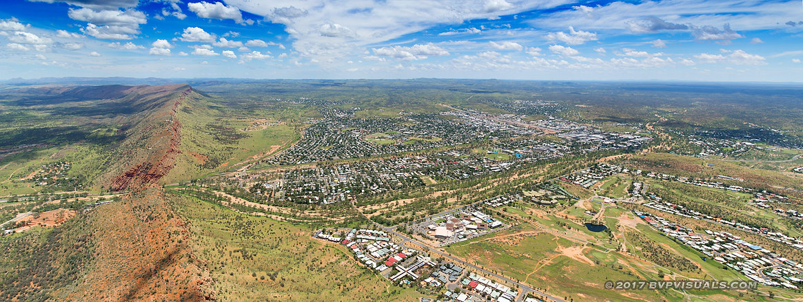 Alice Springs Township - Digital cadastral upgrade - Geodata Australia Project