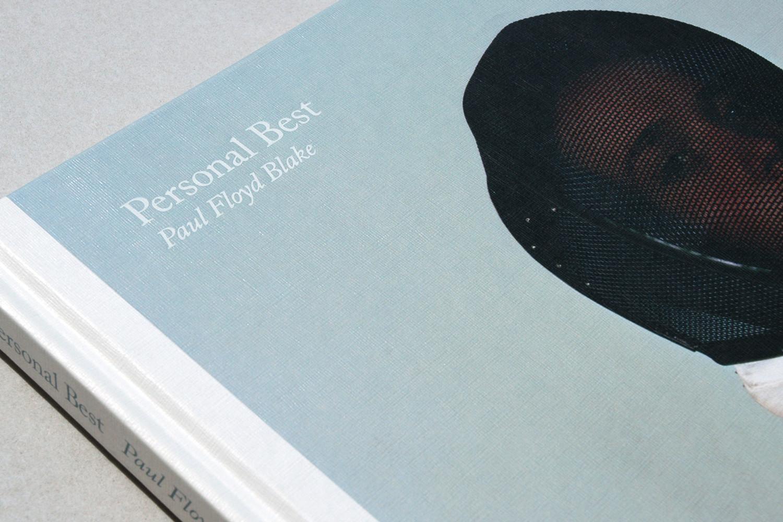 Paul Floyd Blake: Personal Best – cover crop