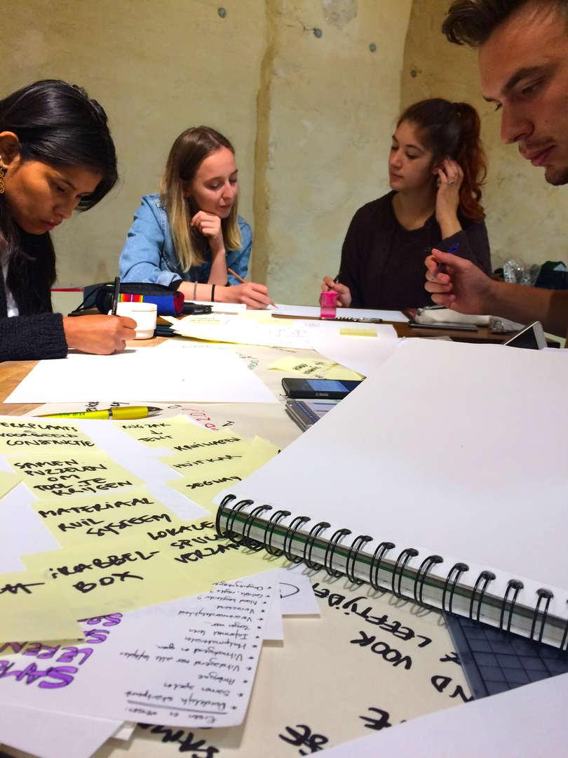 Workshop week Product design