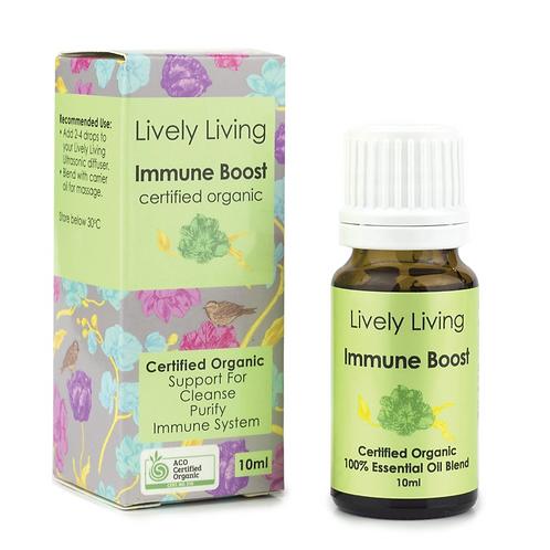 Immune Boost Organic