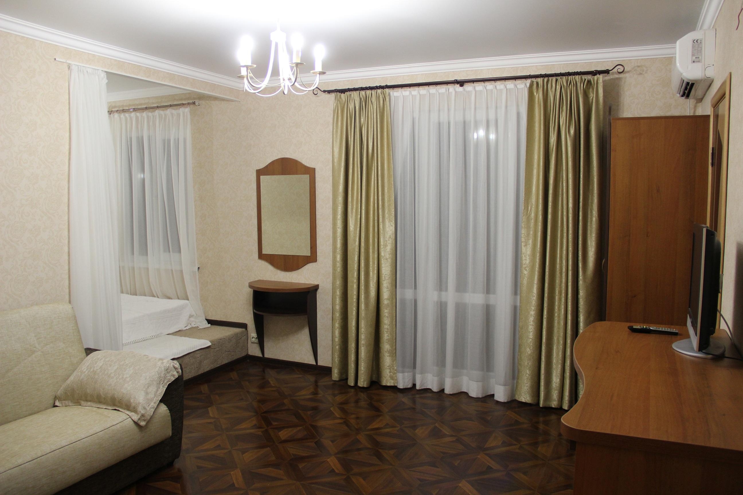 Отель Три сосны. ЛЮКС