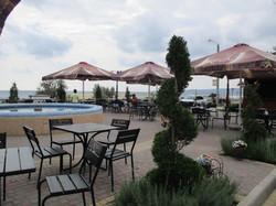 Кафе на берегу моря Береговое