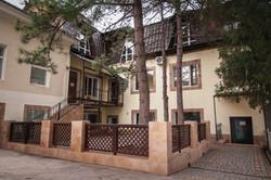 Феодосия отель Три сосны