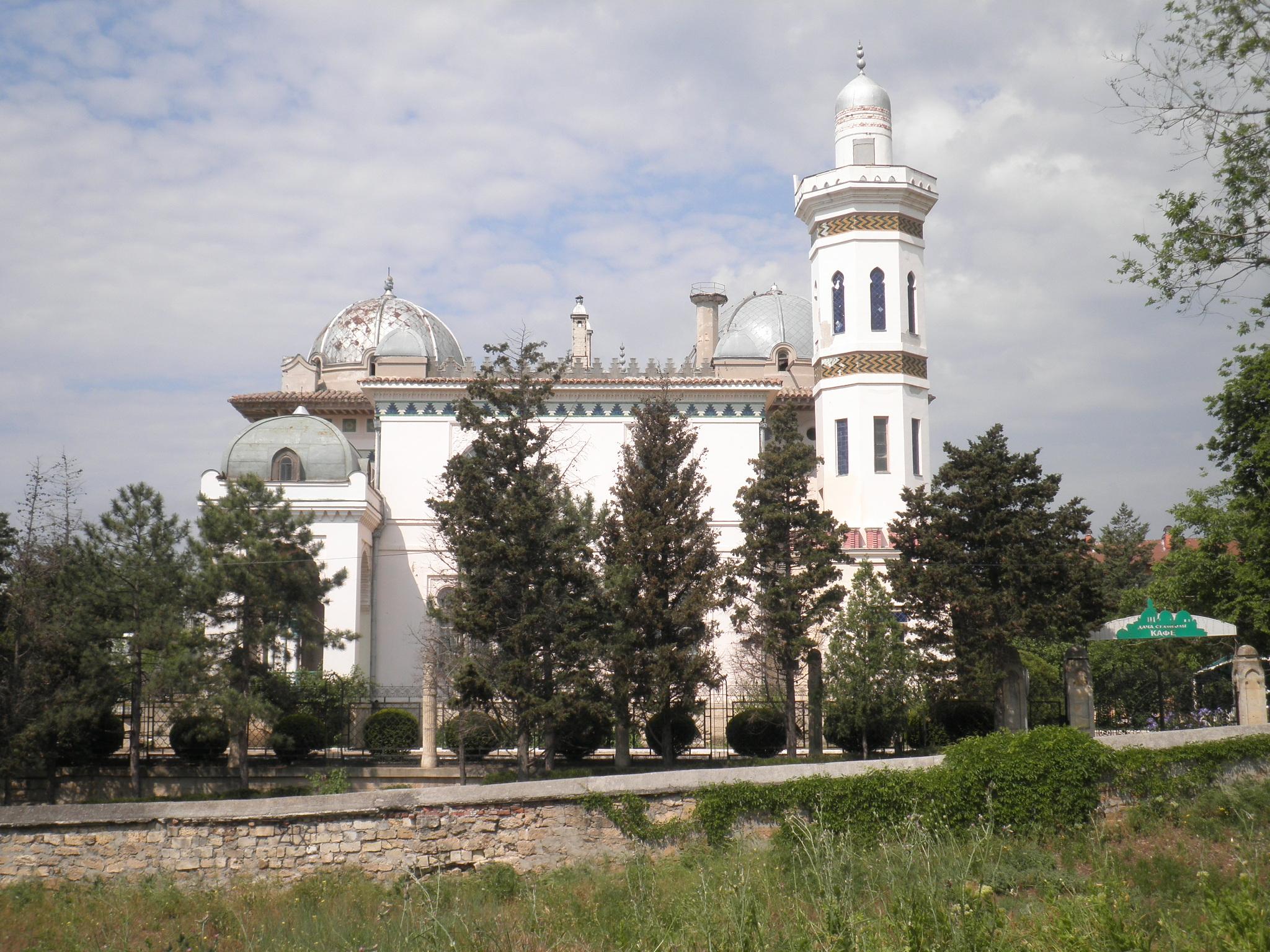 Дача Стамболи Феодосия
