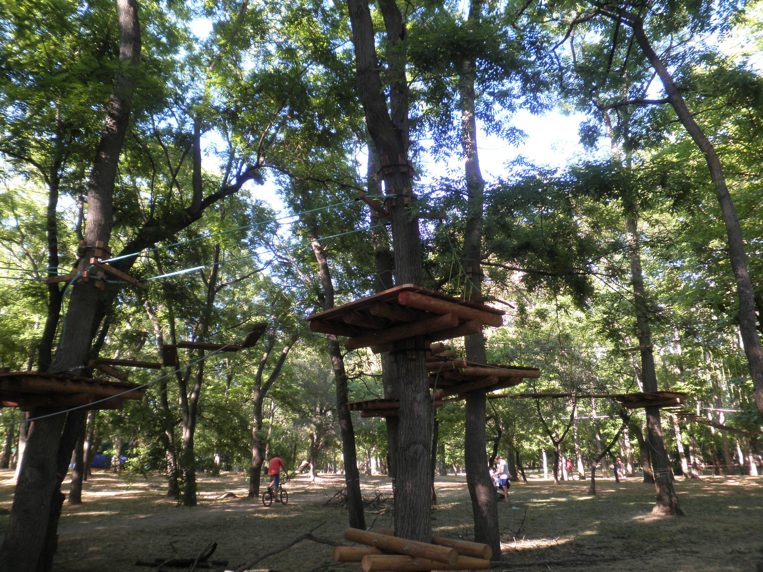 парк феодосия