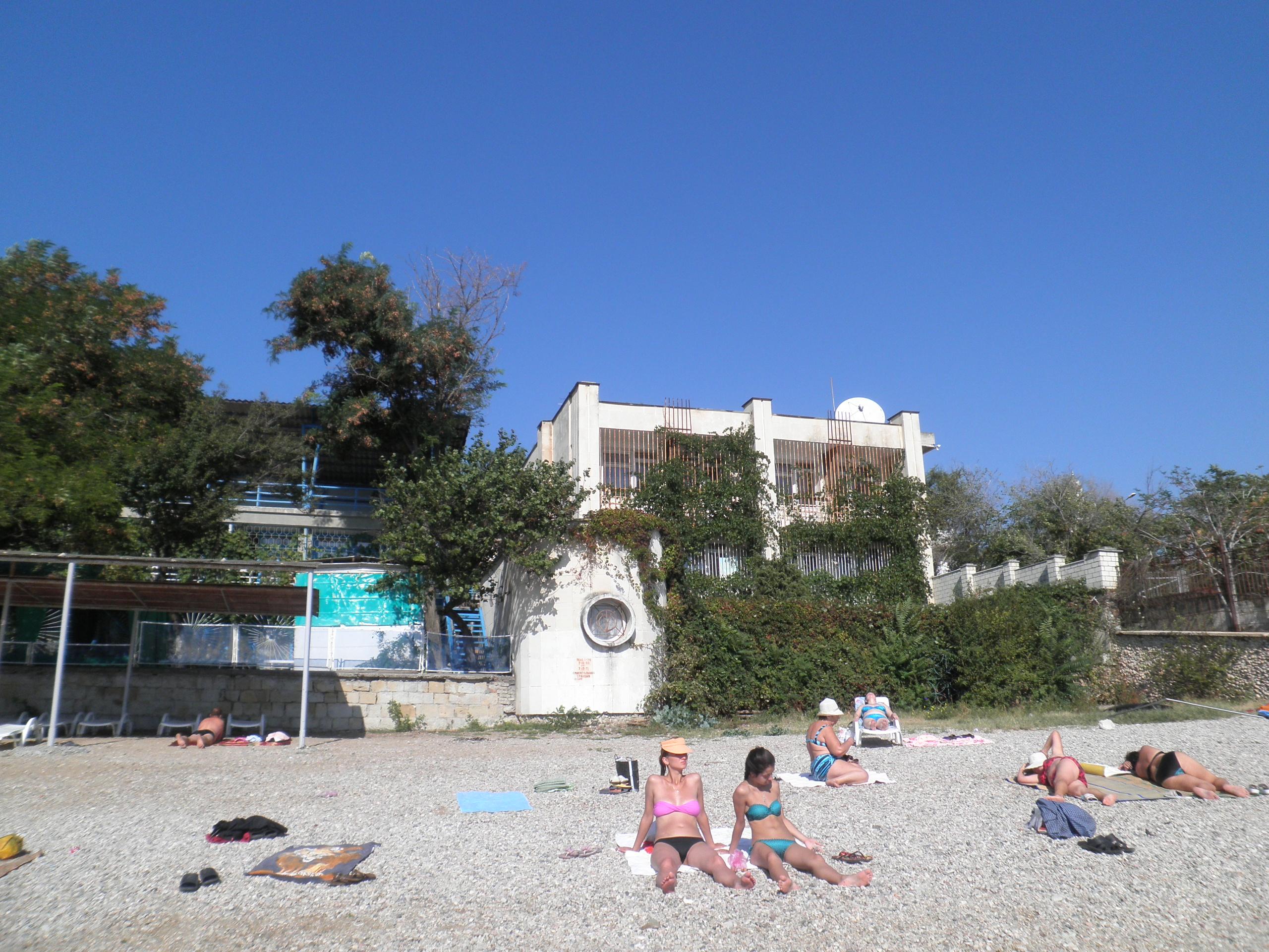 пляж Мини отель У МОРЯ