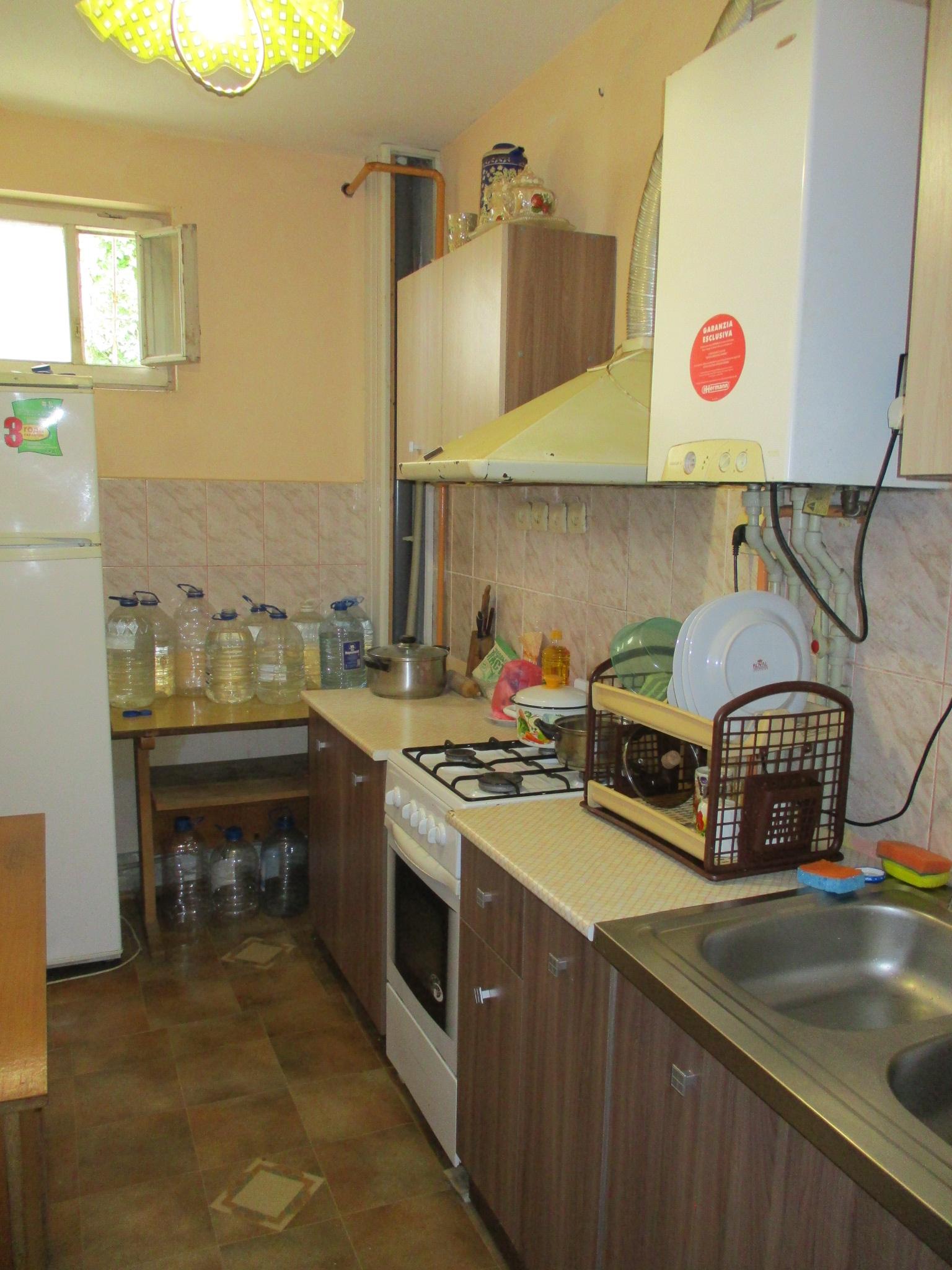 Общая кухня. Магнолия