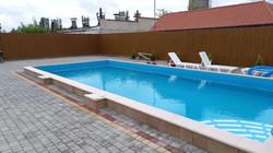 Отель Три сосны с бассейном. Отдых в Крыму