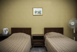 Отель Три сосны Феодосия Крым