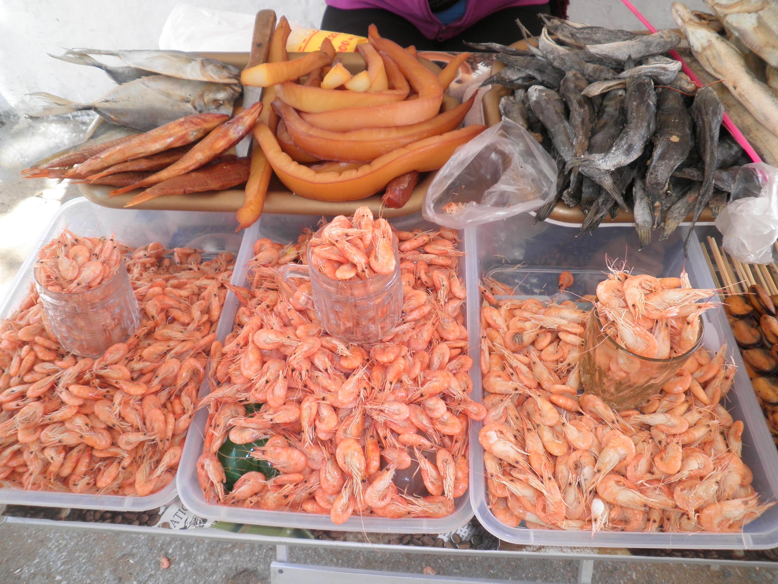 морепродукты в феодосии