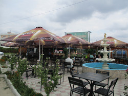 Кафе Береговое. Мини отель Магнолия
