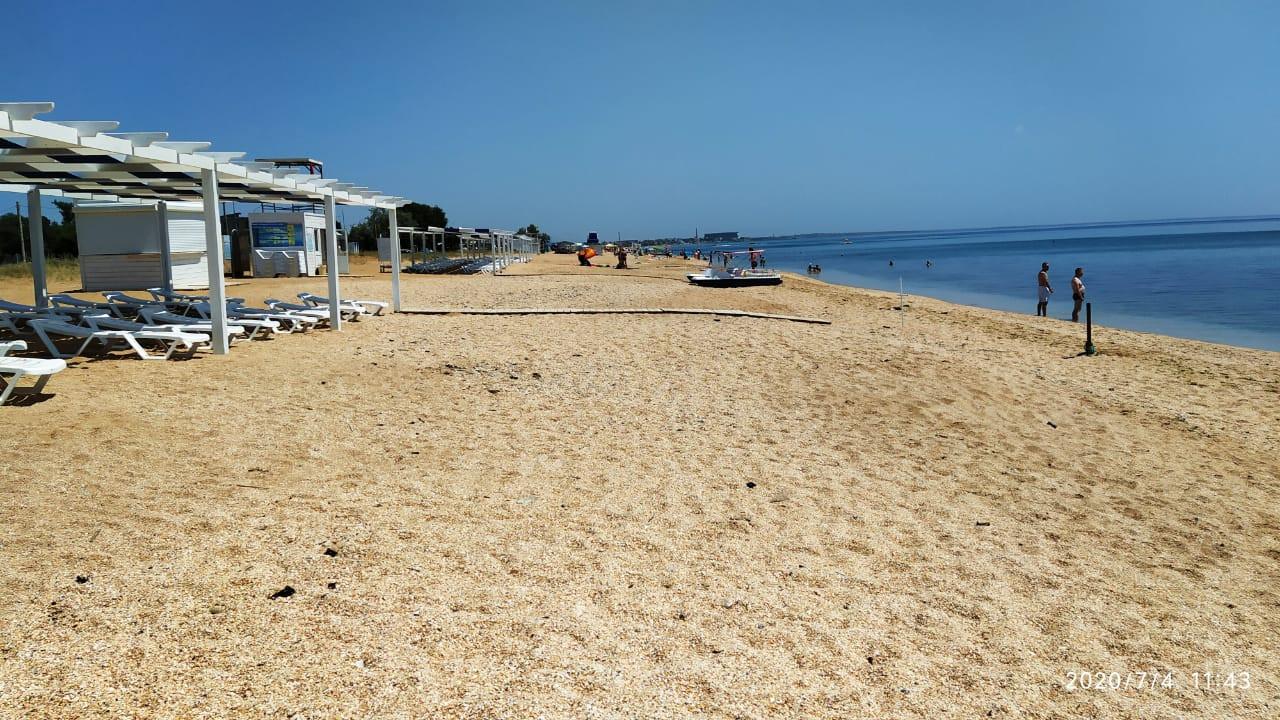 Золотой пляж п. Береговое
