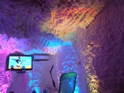 Соляная пещера, Феодосия