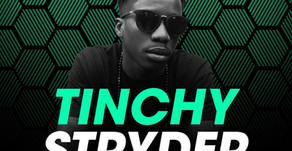 GDS Support JJ's (of Coventry) Tinchy Stryder Event