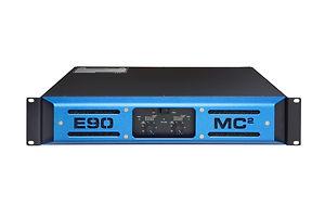 Mc2 Audio E90 Amplifier