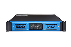 Mc2 Audio E90 Amplifier
