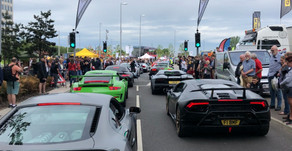 GDS Provide Tannoy to Coventry Motor Fest