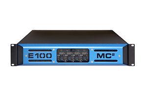 Mc2 Audio E100 Amplifier