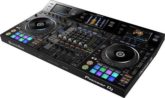 Pioneer DJ - DDJ-RZX Pro 4Ch DJ Controller for rekordbox angle