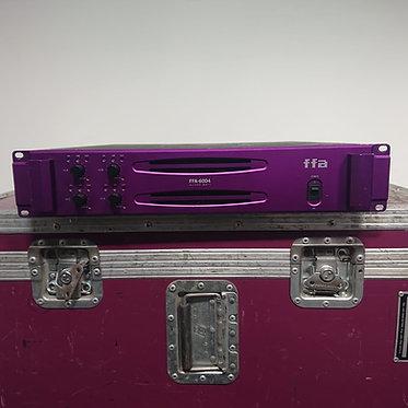 (Used) Full Fat Audio FFA 6004 Power Amplifier