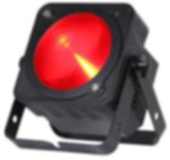 RGB Spot/Wash Cob Light