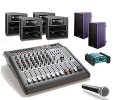 Live Music Equipment Package 1