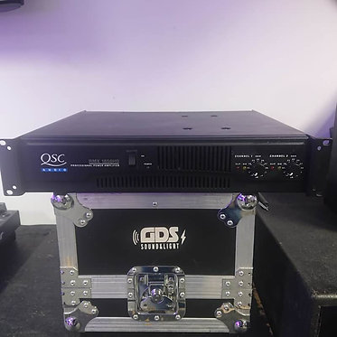QSC RMX 1850HD 2-Channel Stereo Power Amplifier (Used)