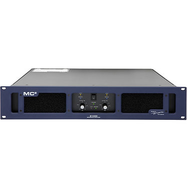 MC2 S-Series S1400 Amplifier